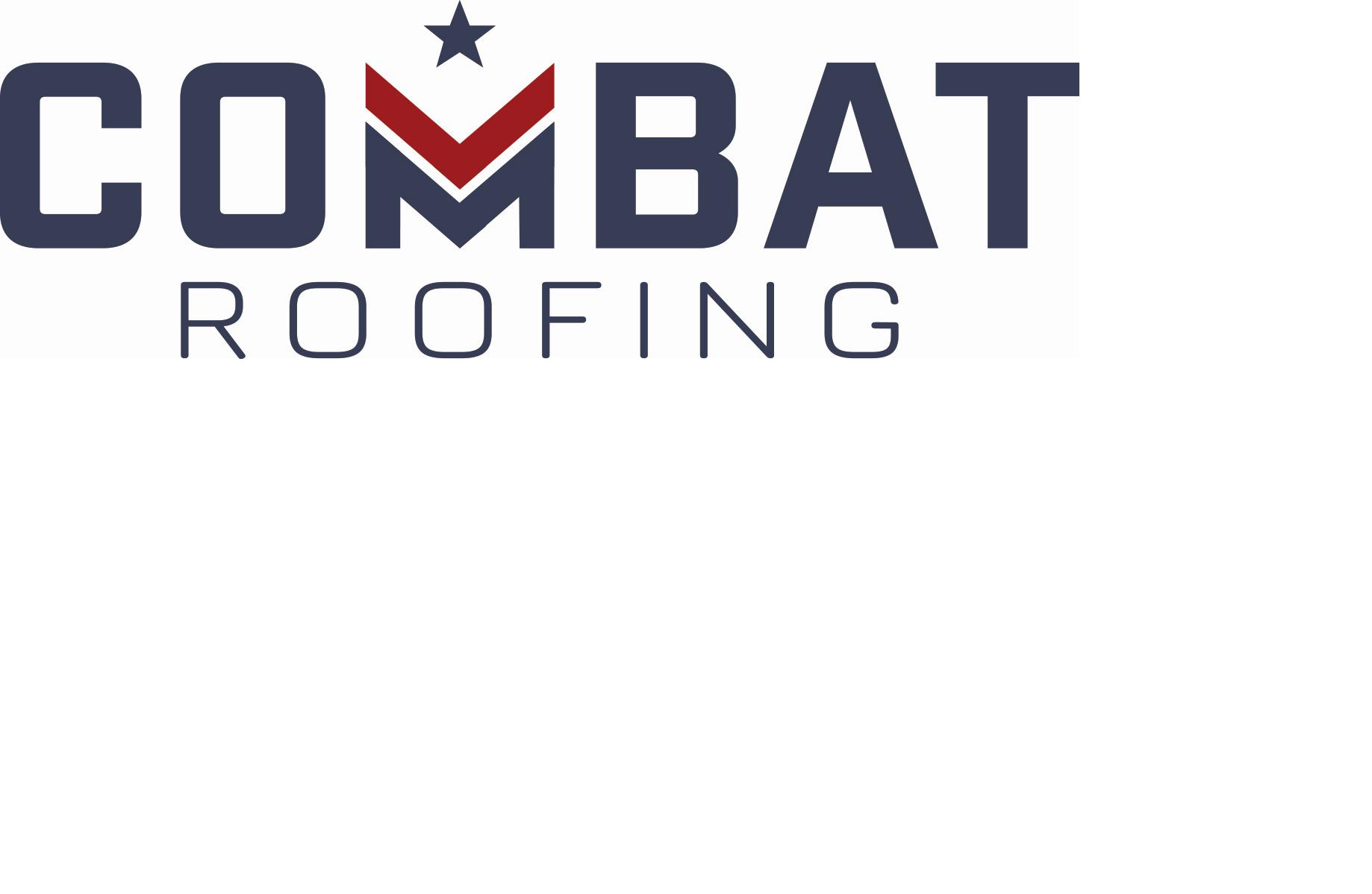 Combat Roofing Logo